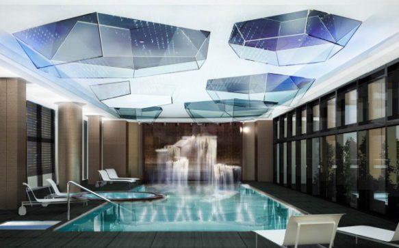 Shiseido  Spa Milano, una SPA con vista