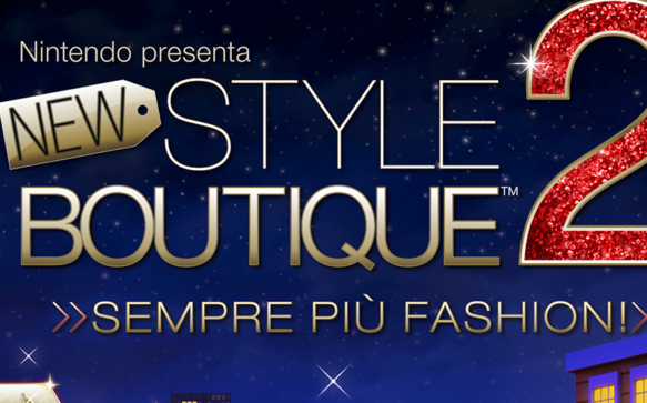 New Style Boutique2: diventa una stella della moda in Nintendo