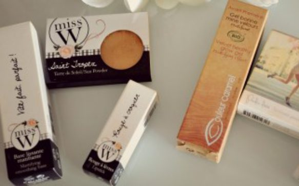 Miss W: la nuova linea make up by Nature.cos