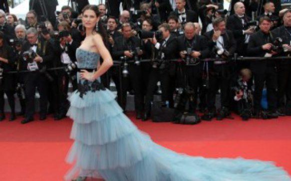 Tendenze capelli: i raccolti del Festival di Cannes