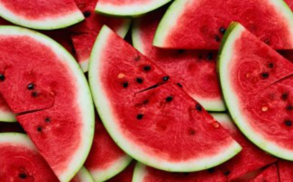 Watermelon hair: è tempo di anguria