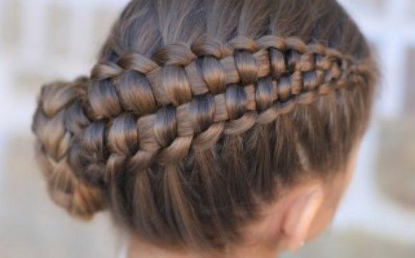 Zipper braid: la treccia più cool dell'autunno