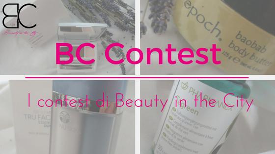 BC Contest – I contest di Beauty in the City