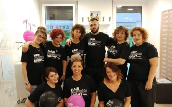 La nostra Hair Fashion Night