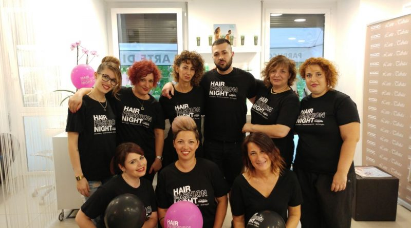 La nostra Hair Fashion Night