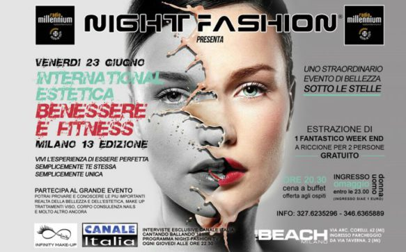 Save the date: International Estetica Benessere e Fitness