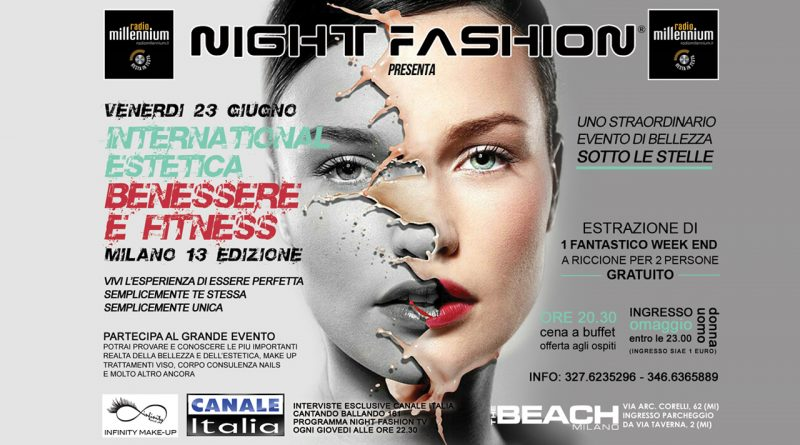 Save the date: International Estetica Benessere e Fitness