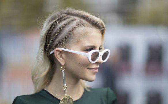 Capelli 2018: i look più glam dallo street style di Parigi