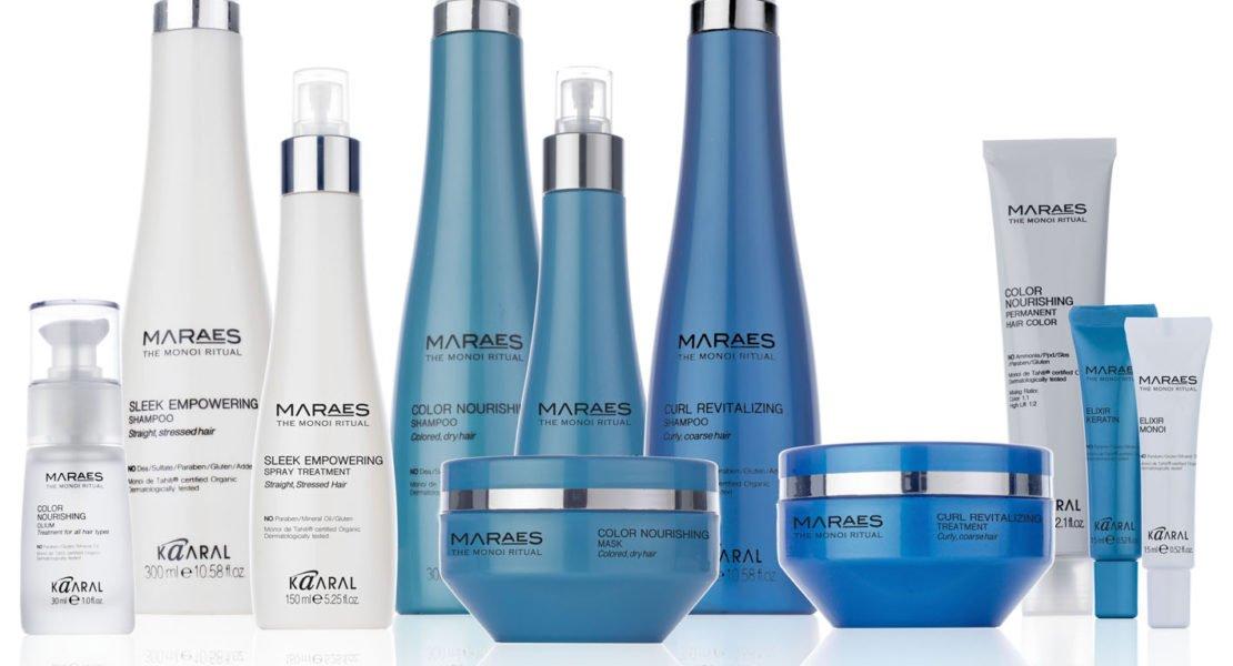 Maraes by Kaaral: la rivoluzione nella cura dei capelli stressati