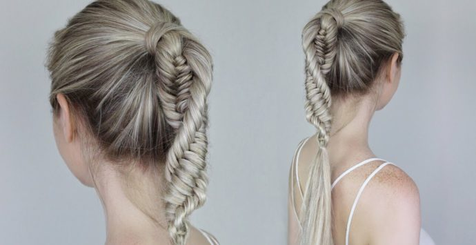 DNA Braids: ecco l'acconciatura regina dell'estate!