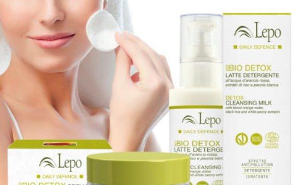 Stress da rientro? Cura la tua pelle con LEPO Bio Detox