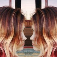 Sunset Hair: il colore crazy dell'autunno inverno