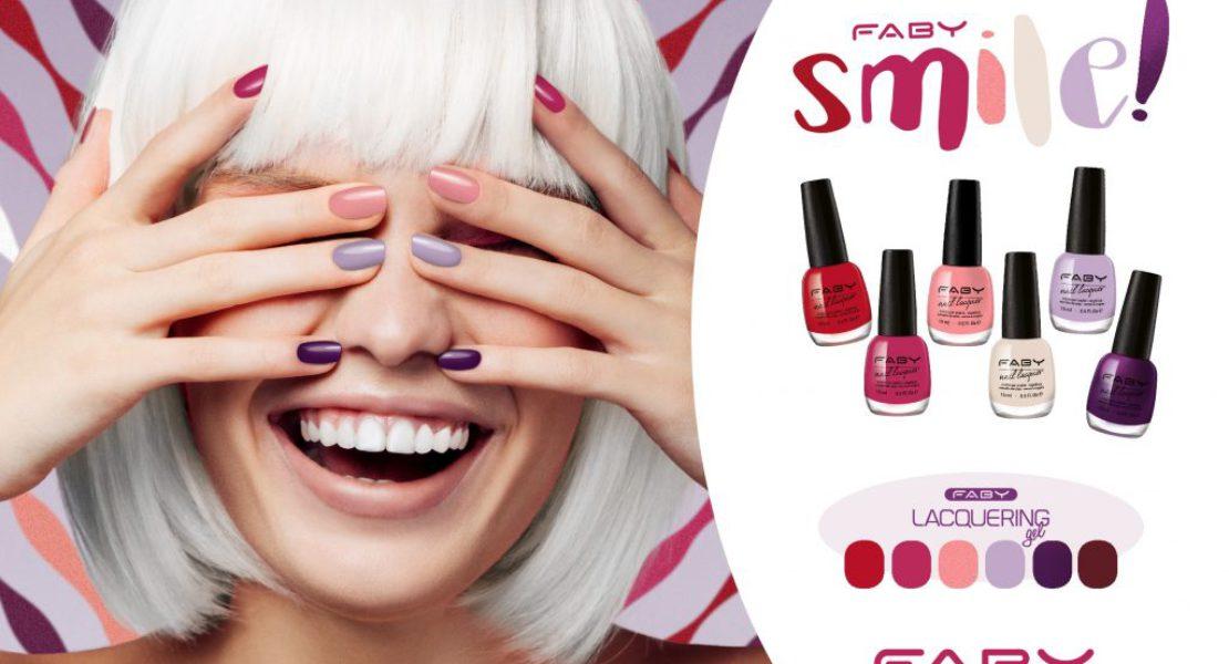 Smile! La nuova Faby Collection tutta da provare