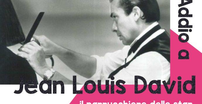 Addio a Jean Louis David, visionario e imprenditore di talento