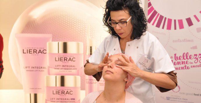 Lierac apre un laboratorio speciale per le donne in trattamento oncologico