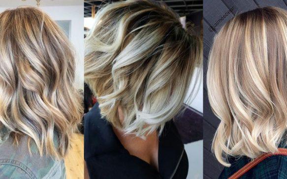 L'estate sui capelli: il Balayage biondo
