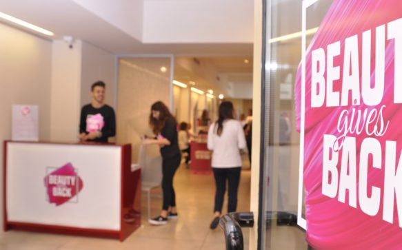 Beauty Gives Back 2019: la Bellezza per combattere il cancro