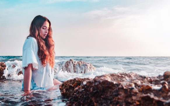 Mermaid hair: i capelli da favola che tutte vogliono