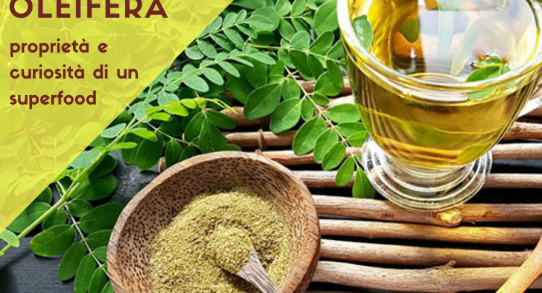 Olio di Moringa: il superfood per la bellezza